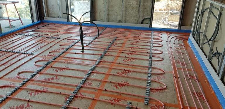 Installation Plancher Chauffant Sainte Maxime